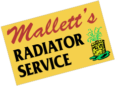 Mallett's Radiator Service Ltd