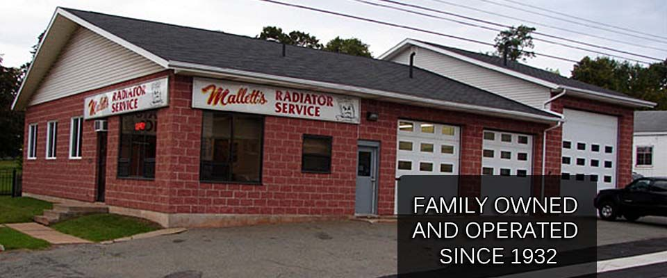 Family Owned and Operated Since 1932 - radiator work